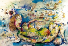 Nordische Seekarte 3