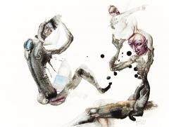 Die Geliebten des Akrobaten