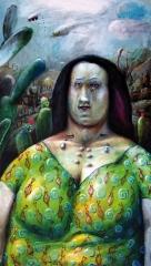 Lona Misa, Neuschamanin aus Winzlow an der Ücker